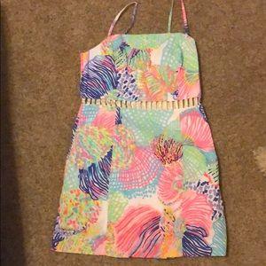 Lily Pulitzer Shell Dress